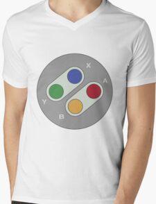 Controller - Super Nintendo Mens V-Neck T-Shirt