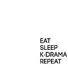 Korean Drama Cycle by Penelope Lolohea