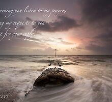 Psalm 5:3  by willgudgeon
