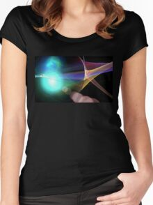A Special Brew Women's Fitted Scoop T-Shirt