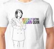 Mentally dating Unisex T-Shirt