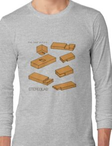 Stereolab - Fab Four Suture Long Sleeve T-Shirt