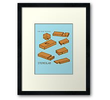 Stereolab - Fab Four Suture Framed Print