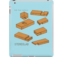 Stereolab - Fab Four Suture iPad Case/Skin