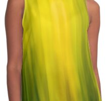 Abstract Daffodils Contrast Tank