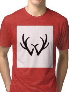 Horns Tri-blend T-Shirt