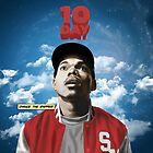 Chance The Rapper 10 Day by RocoesWetsuit