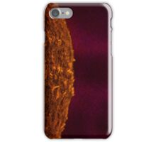Organic Planets: Brown Dwarf Beetroot iPhone Case/Skin