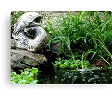Peaceful Pond    ^ Canvas Print