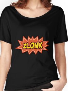 ZLONK Women's Relaxed Fit T-Shirt