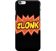 ZLONK iPhone Case/Skin