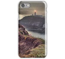 South Stack Lighthouse 2 iPhone Case/Skin