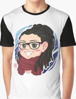 The Geek Monkey: Cosima Graphic T-Shirt