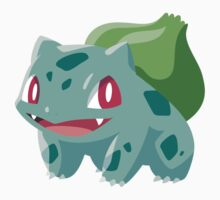 Bulbasaur Pokemon Starter by kyubara