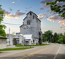 Rural Burg Ohio by LarryB007