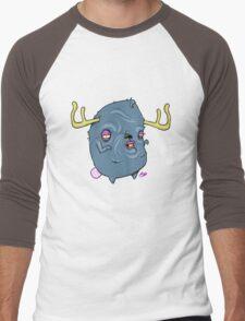 MooseMallow Men's Baseball ¾ T-Shirt