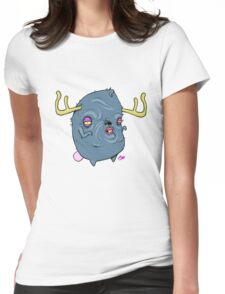 MooseMallow Womens Fitted T-Shirt