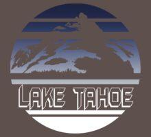 Lake Tahoe Tee - Charlie Kelly in Always Sunny by laughattack