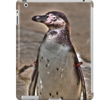 Gold Star Penguin iPad Case/Skin