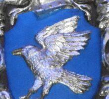 Ravenclaw house plaque Sticker