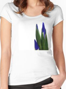 Iris Women's Fitted Scoop T-Shirt
