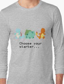 1st Gen Starters Long Sleeve T-Shirt