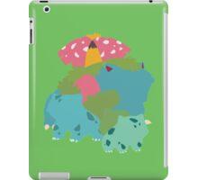 Bulbasaur Evolution iPad Case/Skin