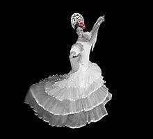 SPANISH DANCER THROW PILLOW by ✿✿ Bonita ✿✿ ђєℓℓσ