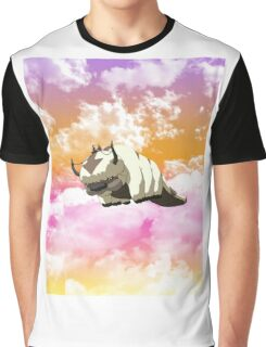 Appa in the Sunset Graphic T-Shirt
