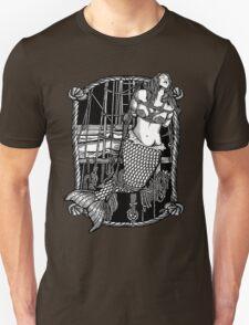 Bound Mermaid Unisex T-Shirt