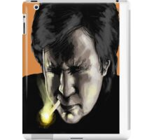 Bill hicks - The Painting iPad Case/Skin