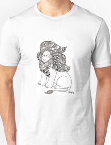 Mandala - Steven Universe - Lion Unisex T-Shirt