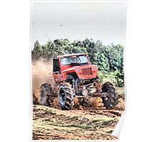 playin' in the mud #2 Poster