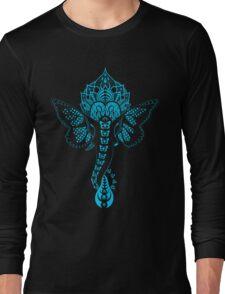 Bass Ganesh Long Sleeve T-Shirt