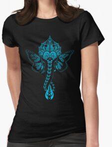 Bass Ganesh Womens Fitted T-Shirt