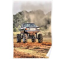 Playin in mud #3 Poster