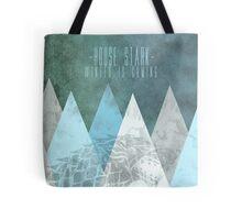 House Stark Poster Tote Bag