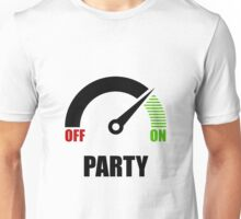 Party On Unisex T-Shirt