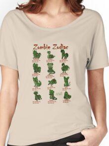 Zombie Zodiac Women's Relaxed Fit T-Shirt