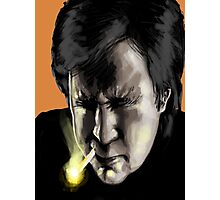 Bill hicks - The Painting Photographic Print