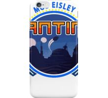 Mos Eisley Cantina Tatooine 2 iPhone Case/Skin