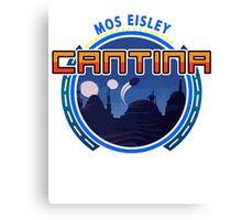 Mos Eisley Cantina Tatooine 2 Canvas Print
