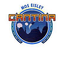 Mos Eisley Cantina Tatooine 2 Photographic Print