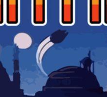Mos Eisley Cantina Tatooine 2 Sticker