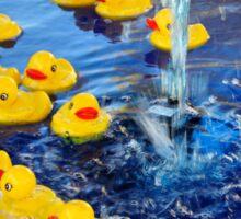 Little Duckies Sticker