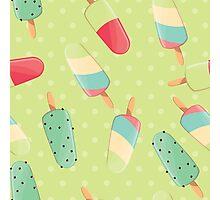 Ice cream 005 Photographic Print