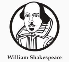 William Shakespeare by sweetsixty