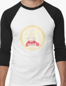 Sun Rick and Morty Men's Baseball ¾ T-Shirt