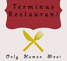 Terminus reastaurant by Mellark90