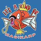 PokéPun - 'It's A Kind Of Magikarp' by Alex Clark